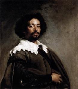 Velázquez, Portrait of Juan de Pareja. Used courtesy of the Metropolitan Museum of Art, New York.