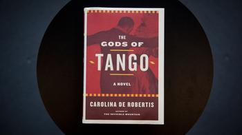 The Gods of Tango, by Carolina De Robertis.