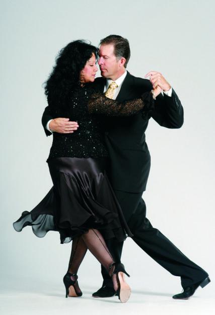 Pic 1-Nora Olivera, Ed Neale