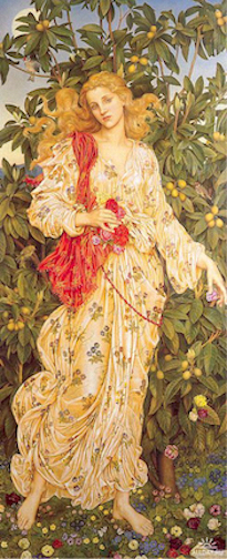 4_Morgan,_Evelyn_de_-_Flora_-_1894